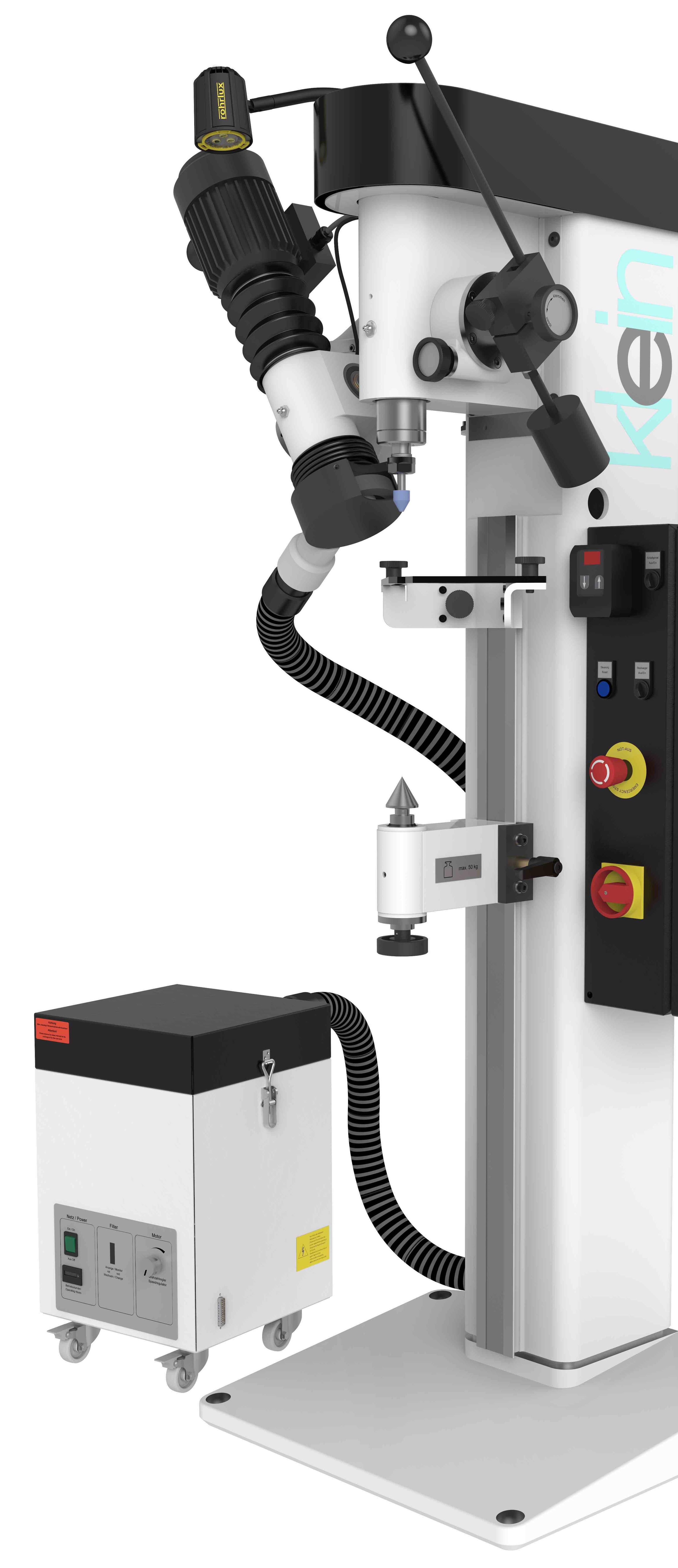 Klein Maschinenbau GmbH u. Co. KG - Centre Grinding Machine ZSS